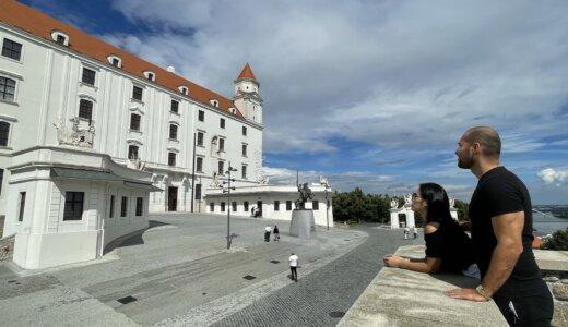 ~teil 8~ ブラチスラバ(スロバキア)の観光